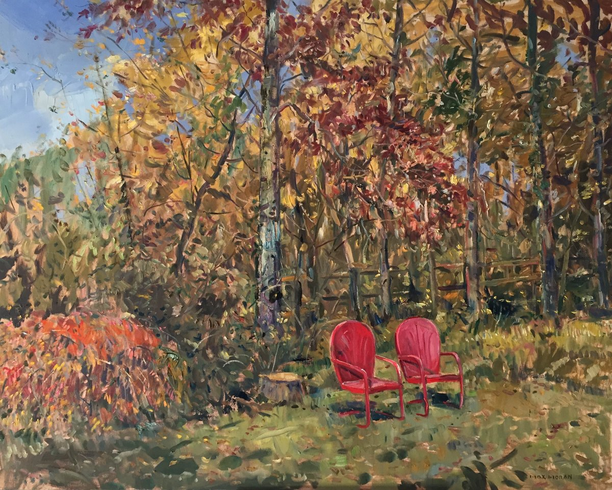 north Fork Company 48 x 60 ooc