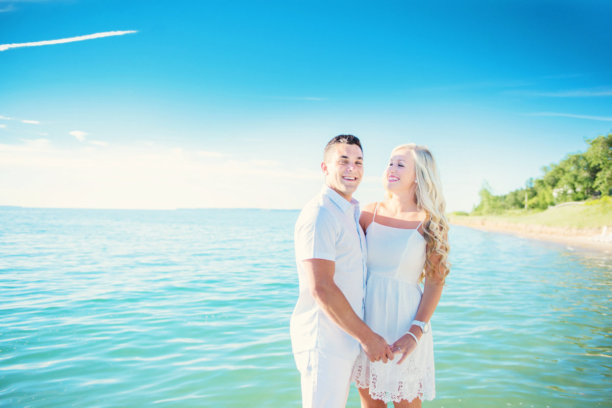 homestead resort wedding photographers in glen arbor michigan