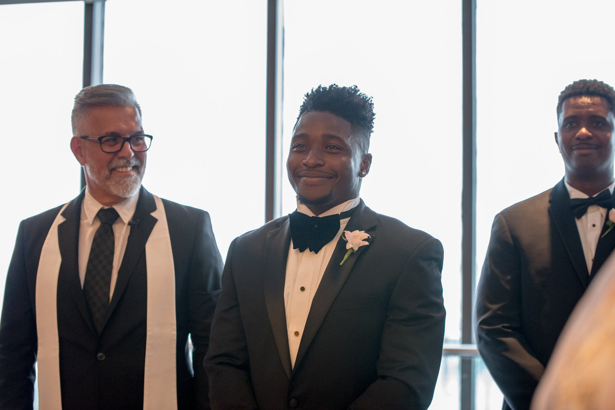 NFL Miami Dolphins Brandon Radcliff ShaKyra Radcliff Briza on the Bay Wedding Andrea Arostegui Photography-107