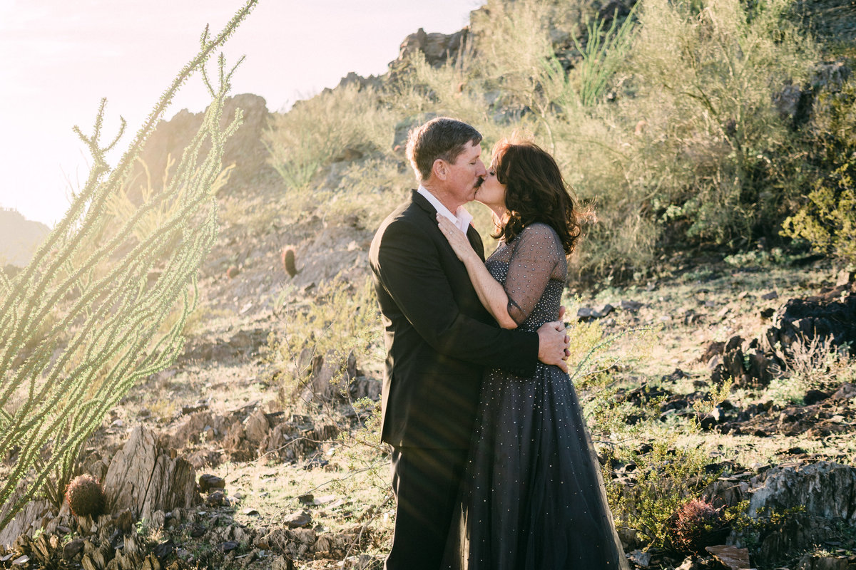 Atlas Rose Photography AZ - Adventure Couple And Bridal In The Phoenix Mountains 03