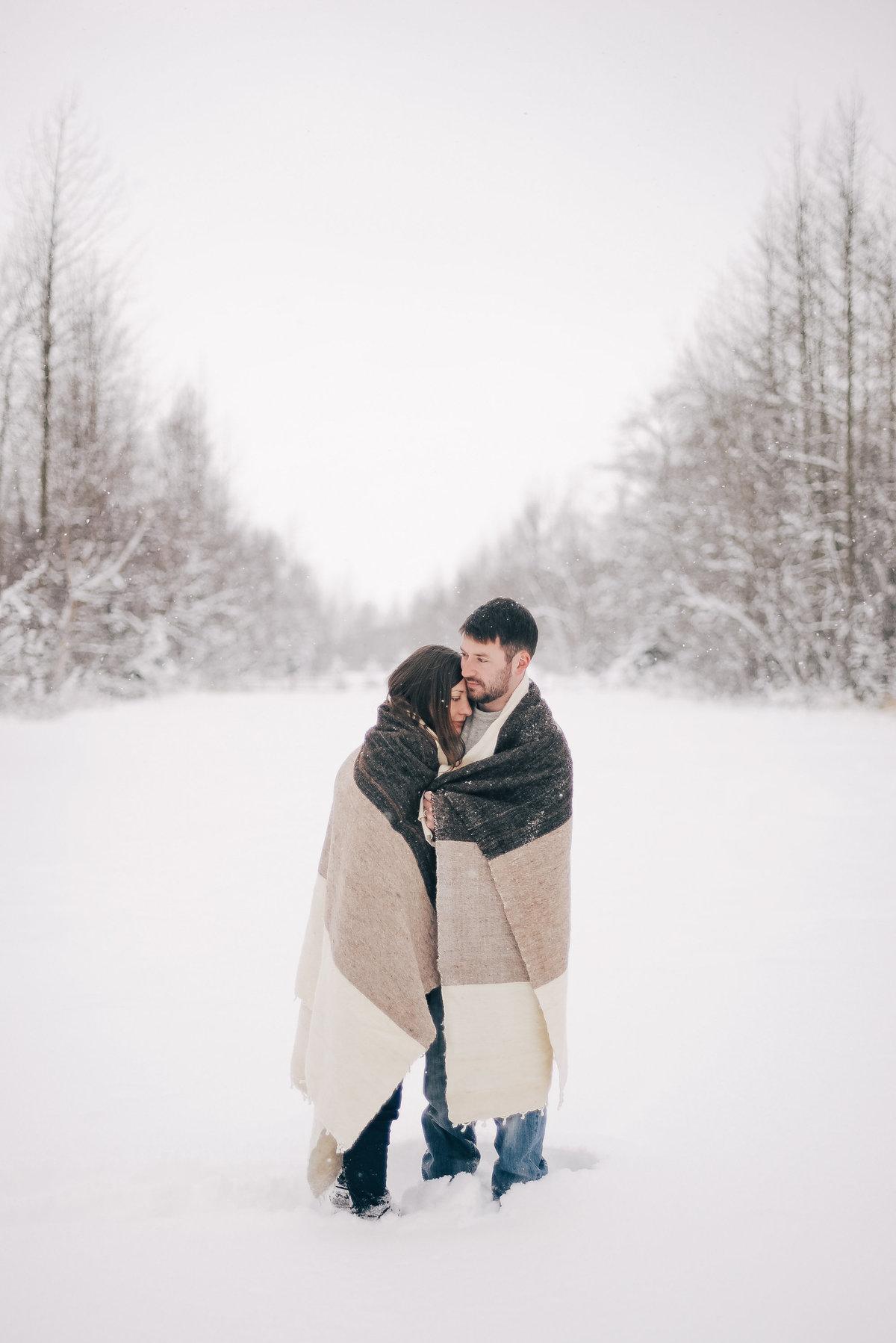 009_Erica Rose Photography_Anchorage Engagement Photographer