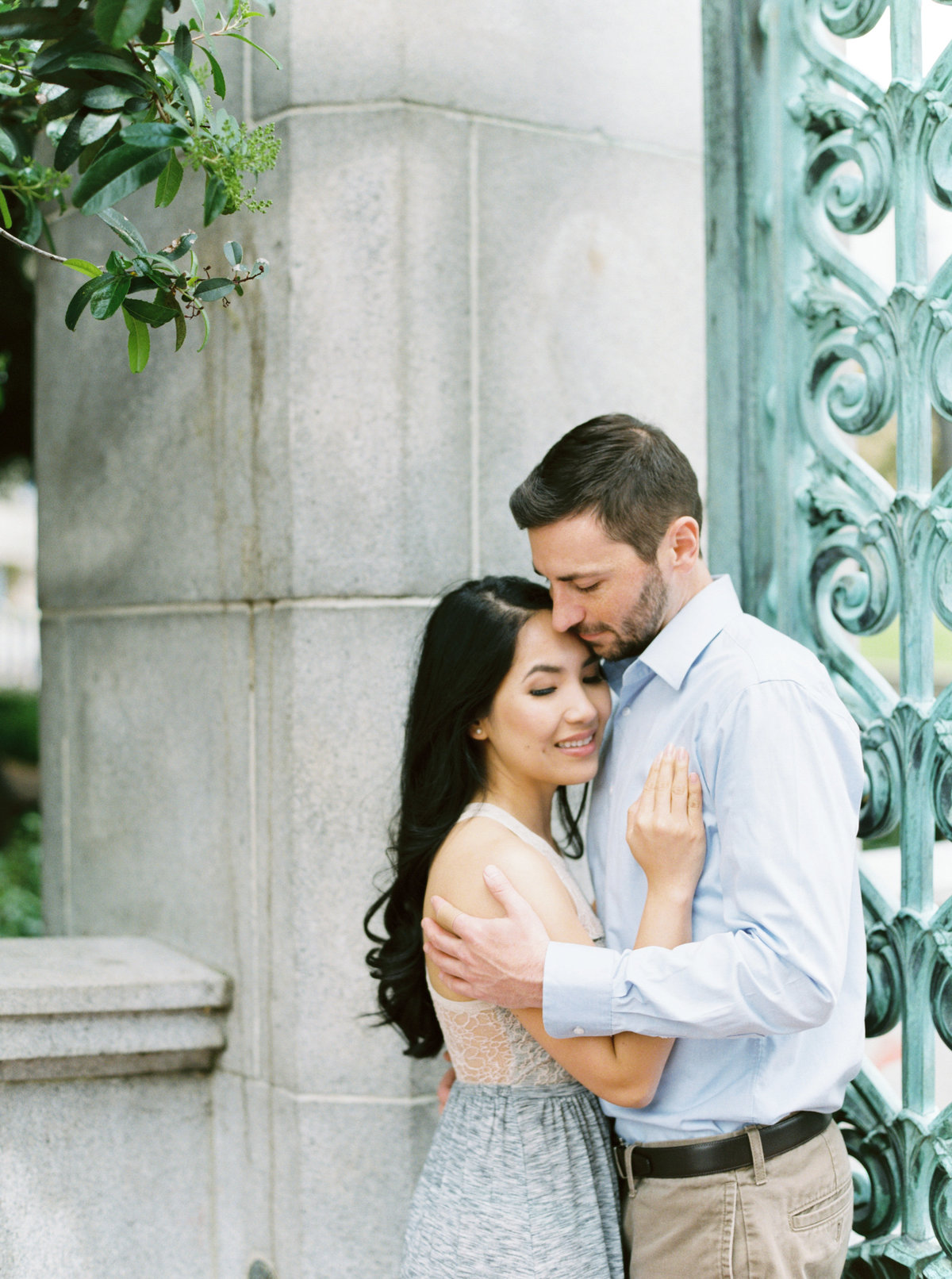 Loan + Scott University of California Berkeley Campus Engagement Session 0078