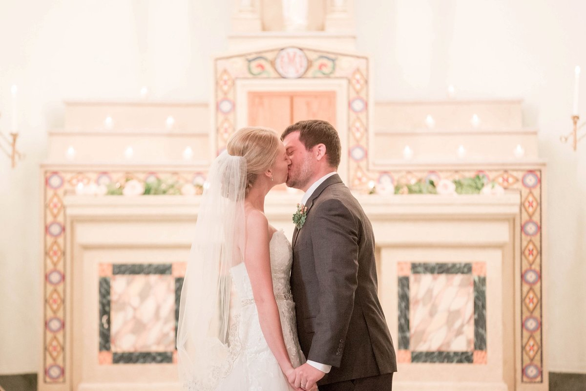 Mint and Blush Nazareth Hall Fall Wedding with First Look by Toledo and Detroit Based Wedding Photographers Kent & Stephanie Photography_0903