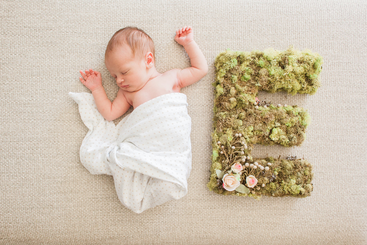 Belleview, FL Newborn Photographer