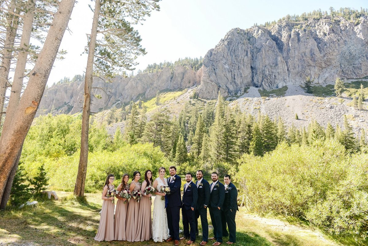 Mammoth Lakes Tamarack Lodge Wedding Photographer