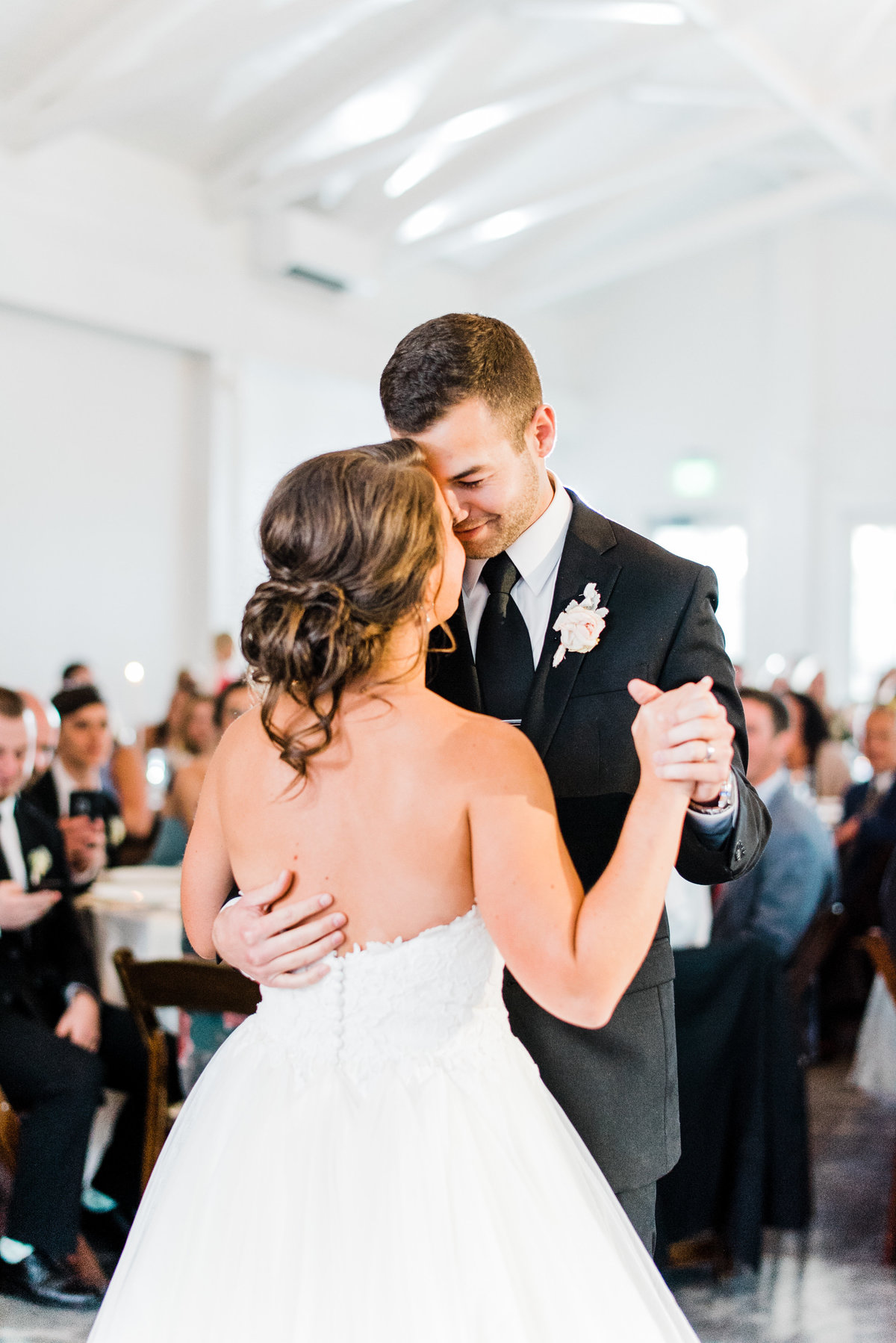 merrimon wynne first dance photo