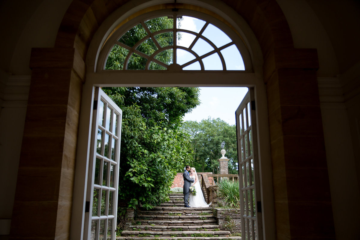 the orangery at hestercombe gardens somerset