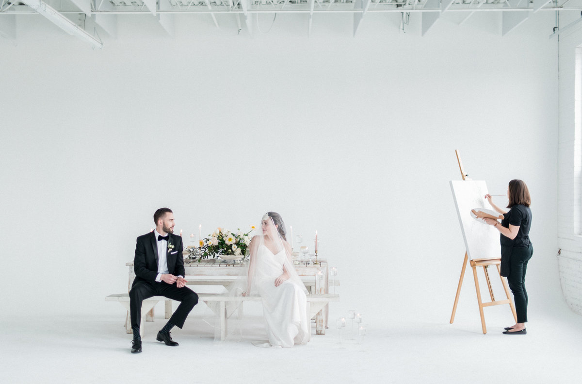 Simplicity Unveiled Styled Shoot-318