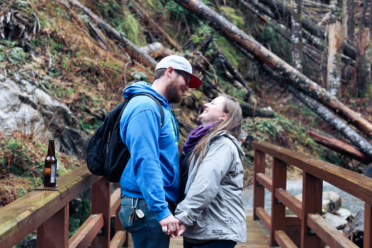 Jake Elisha Big Four Ice Caves Engagement-23