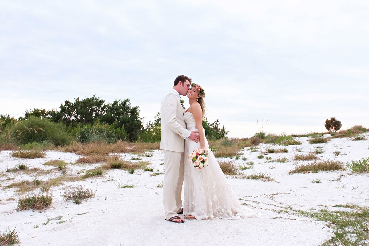 hyatt coconut point bonita springs florida wedding photo