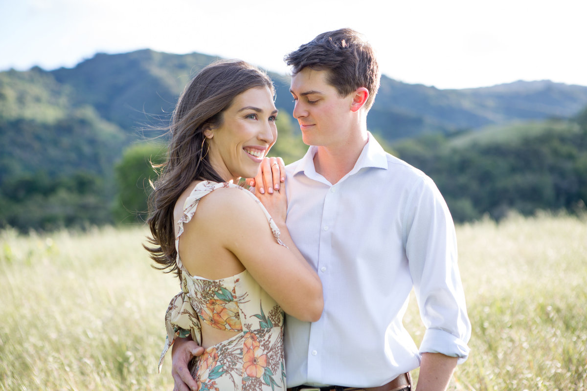 Los Altos Hills Engagement Photographer