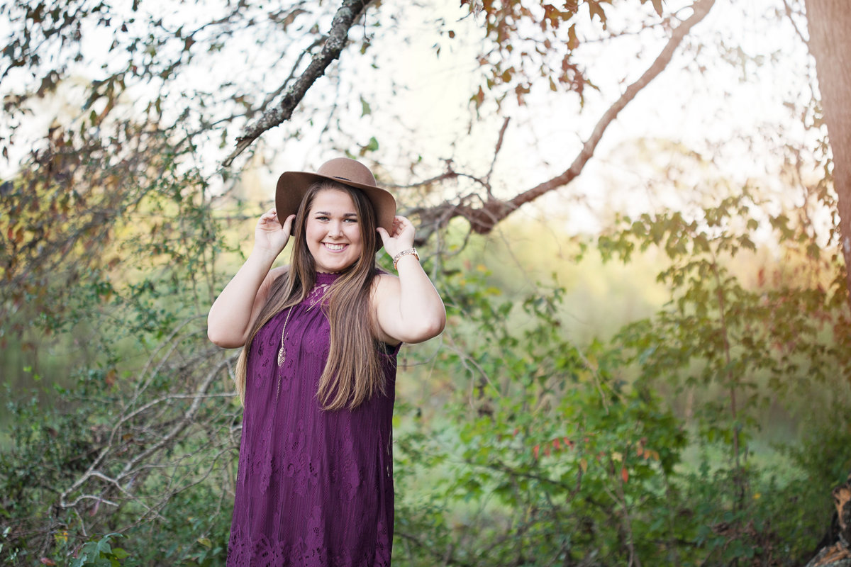 Natchitoches Senior Portraits