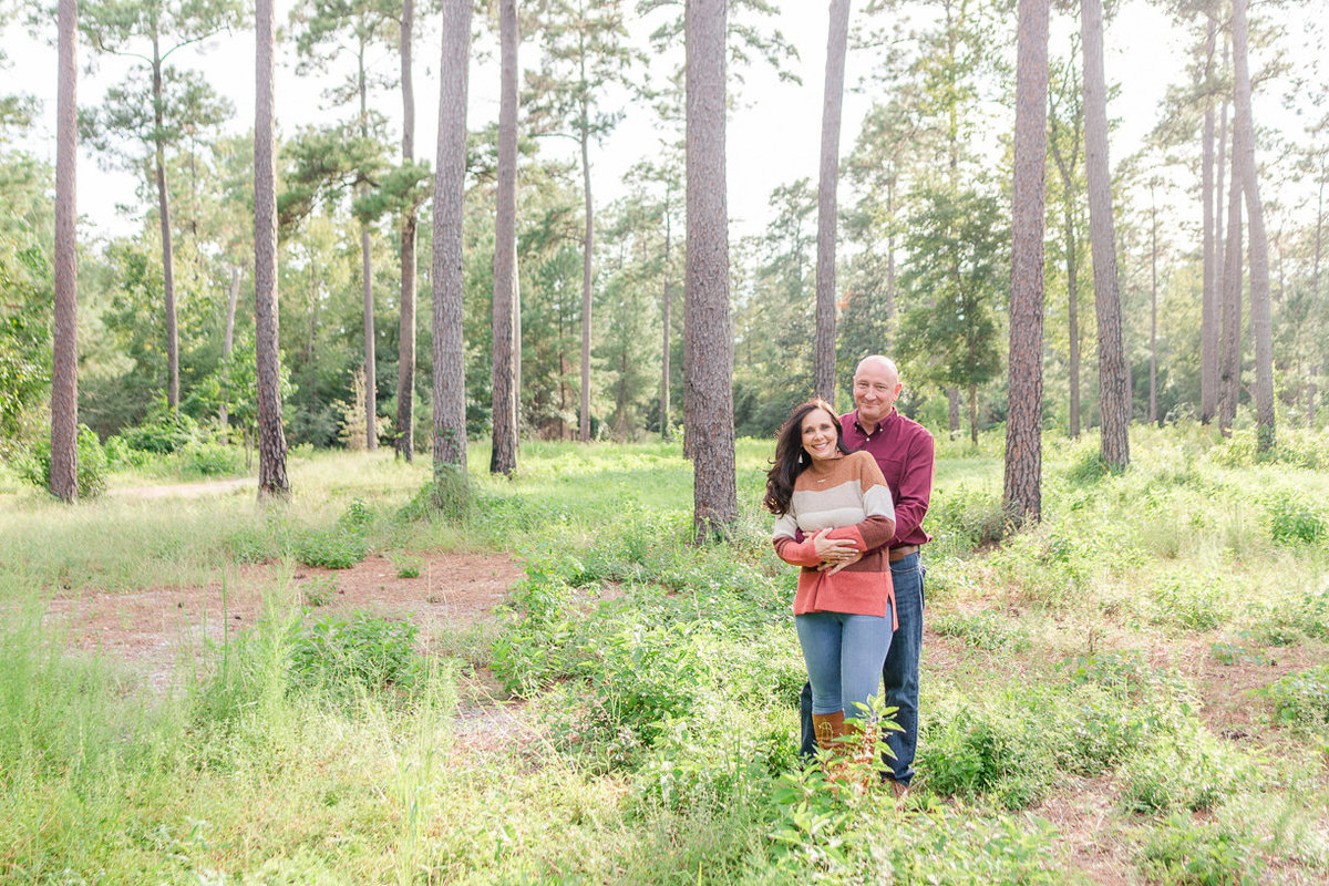 Historic Blakeley State Park Engagement Session in Spanish Fort, AL