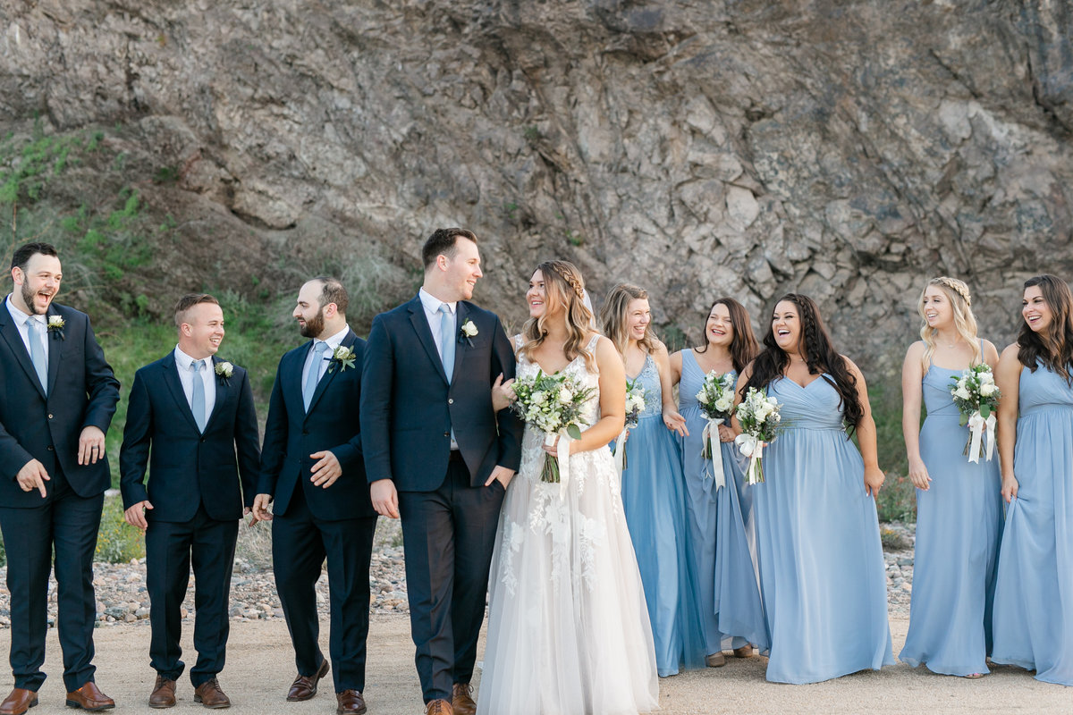 Karlie Colleen Photography - Arizona Backyard wedding - Brittney & Josh-176