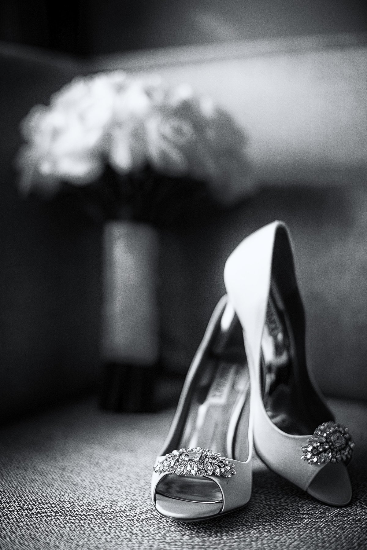 Badgley Mischka Bridal Shoes_