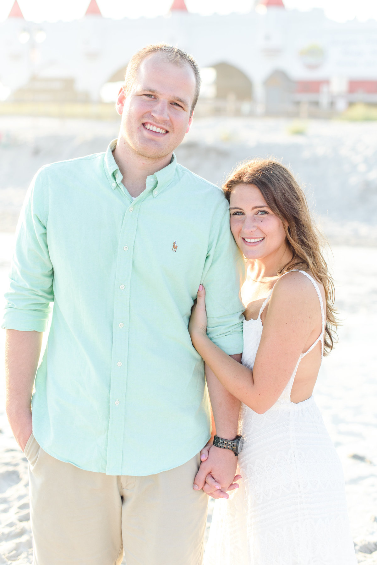 Olivia Rae Photography | Ocean City, NJ Engagement Session-109
