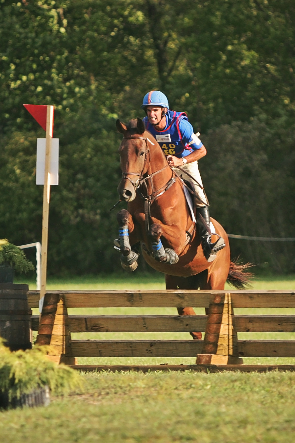 Eventing 142