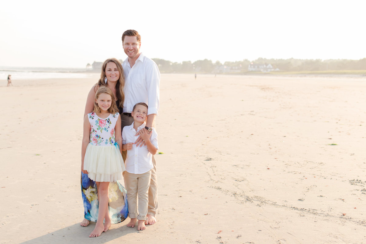 parsons beach family session