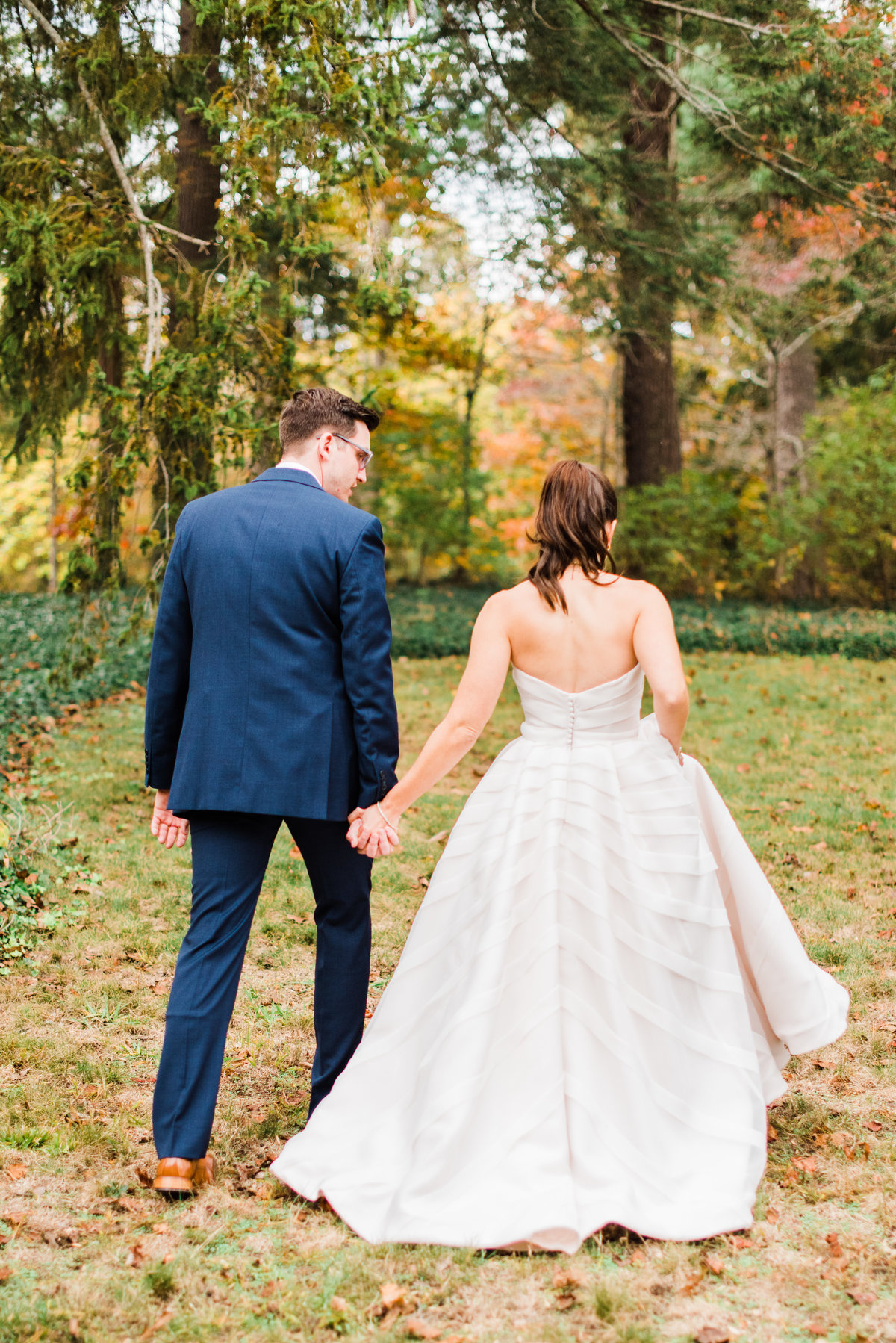 nc fine art wedding portrait photo