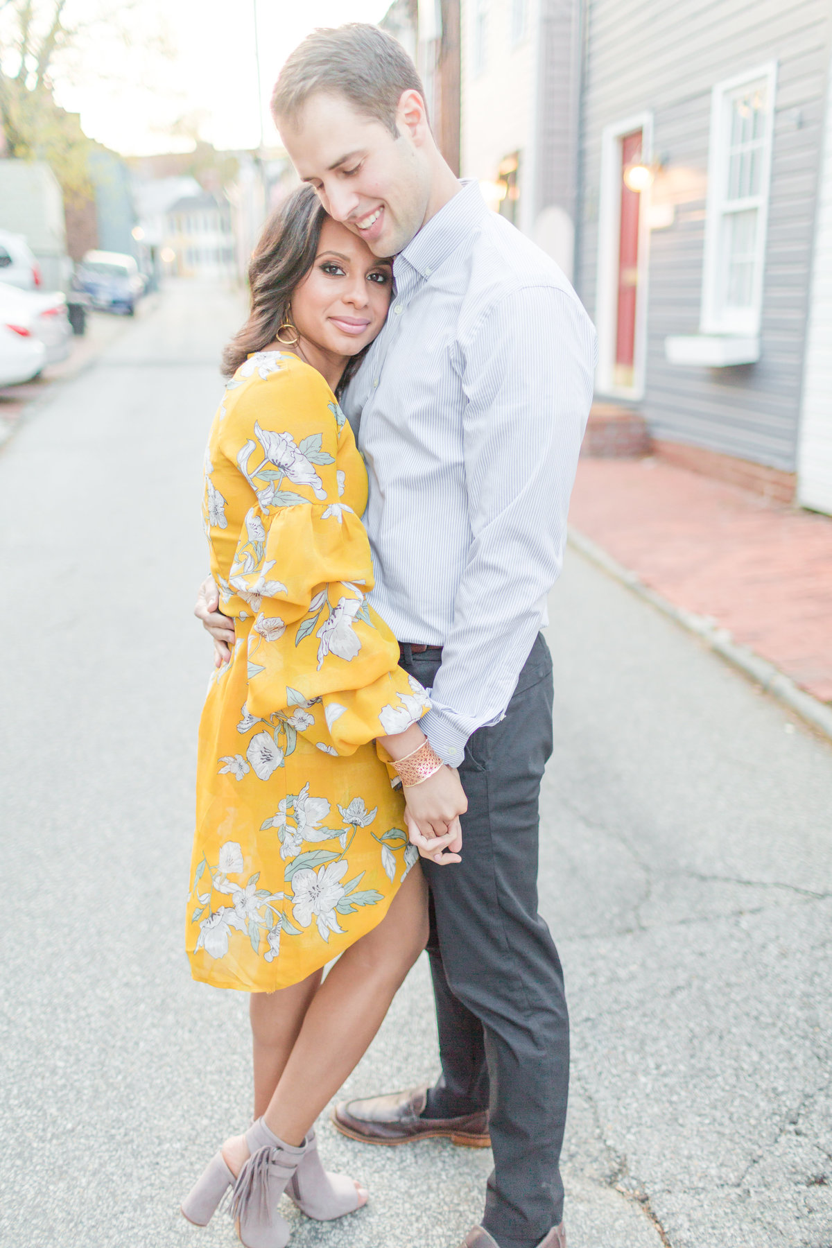 Nilo Burke Photography-Annapolis Maryland Engagement-Michael and Mariam-115