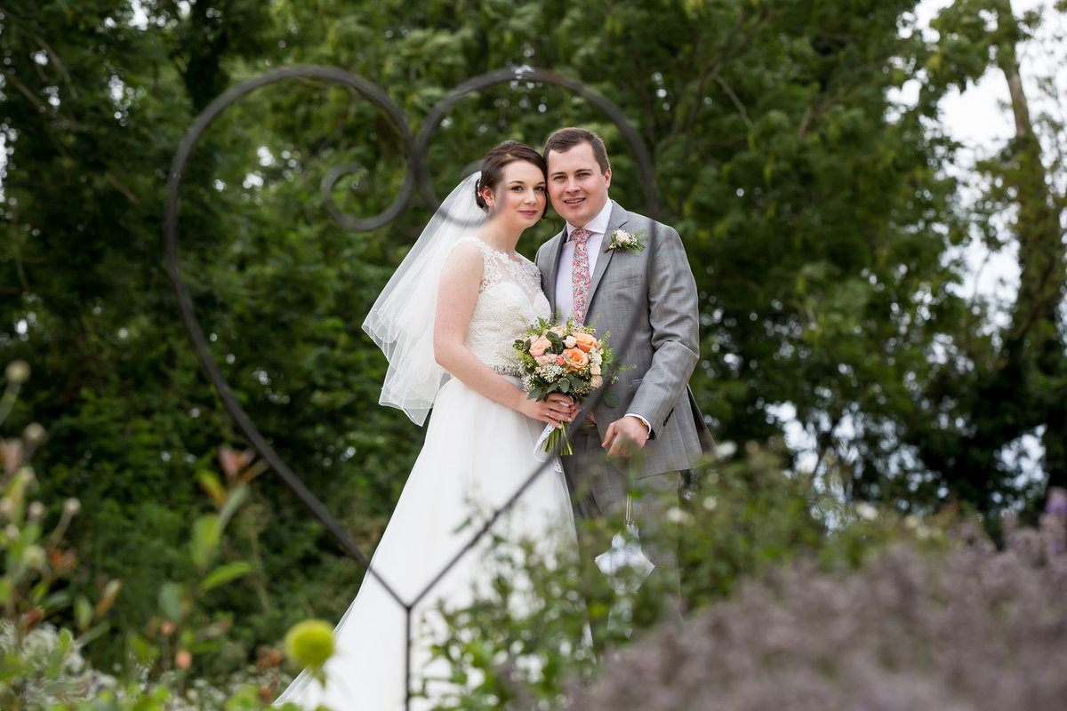 the oak barn wedding exeter