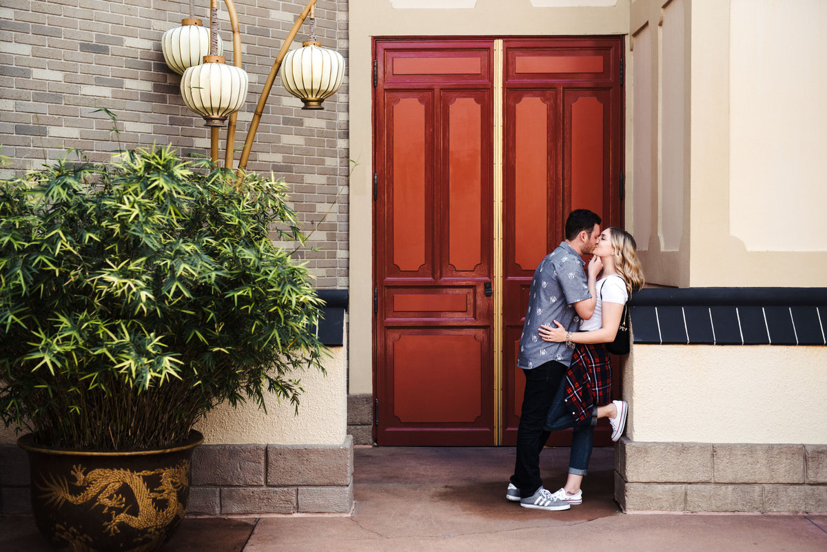 Ally & Brett's Disney Engagement Session (149 of 243)