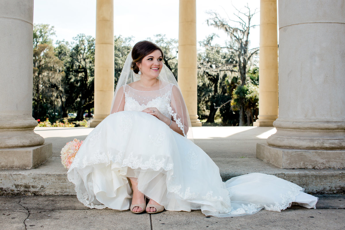 New Orleans Bridal Photo Shoot