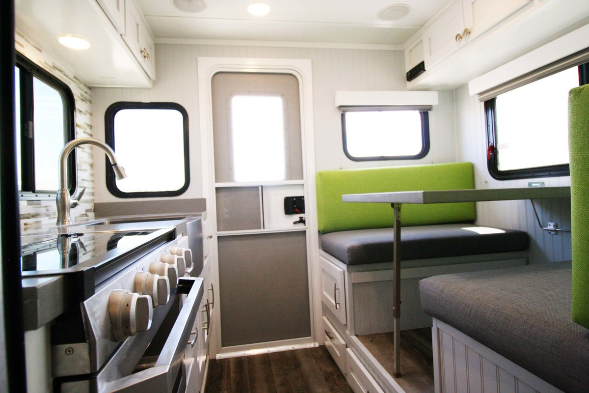 Truck Campers, Travel Trailers and Toy Haulers Rugged Truck Campers