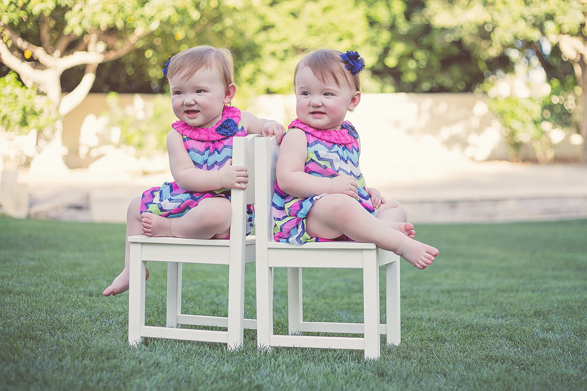 First Birthday Session by Plume Designs & Photography of Scottsdale, Arizona