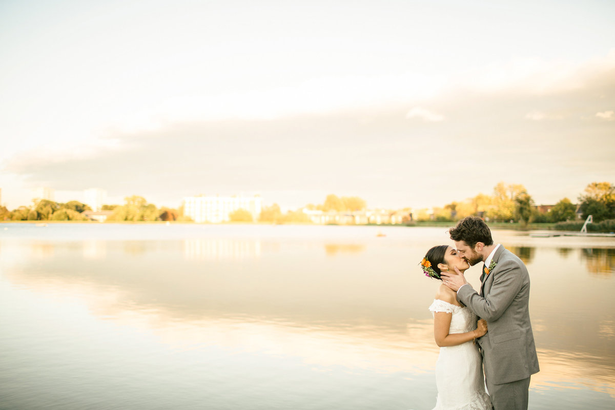 STOKE NEWINGTON RESERVOIR WEDDING
