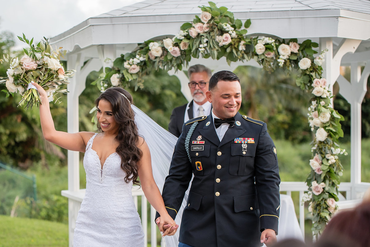 Doral Park Country Club Wedding