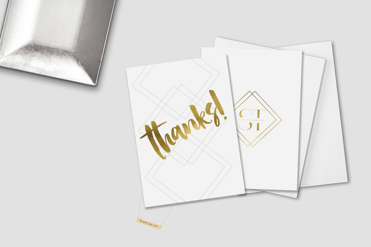 STP Thank you gift mock up