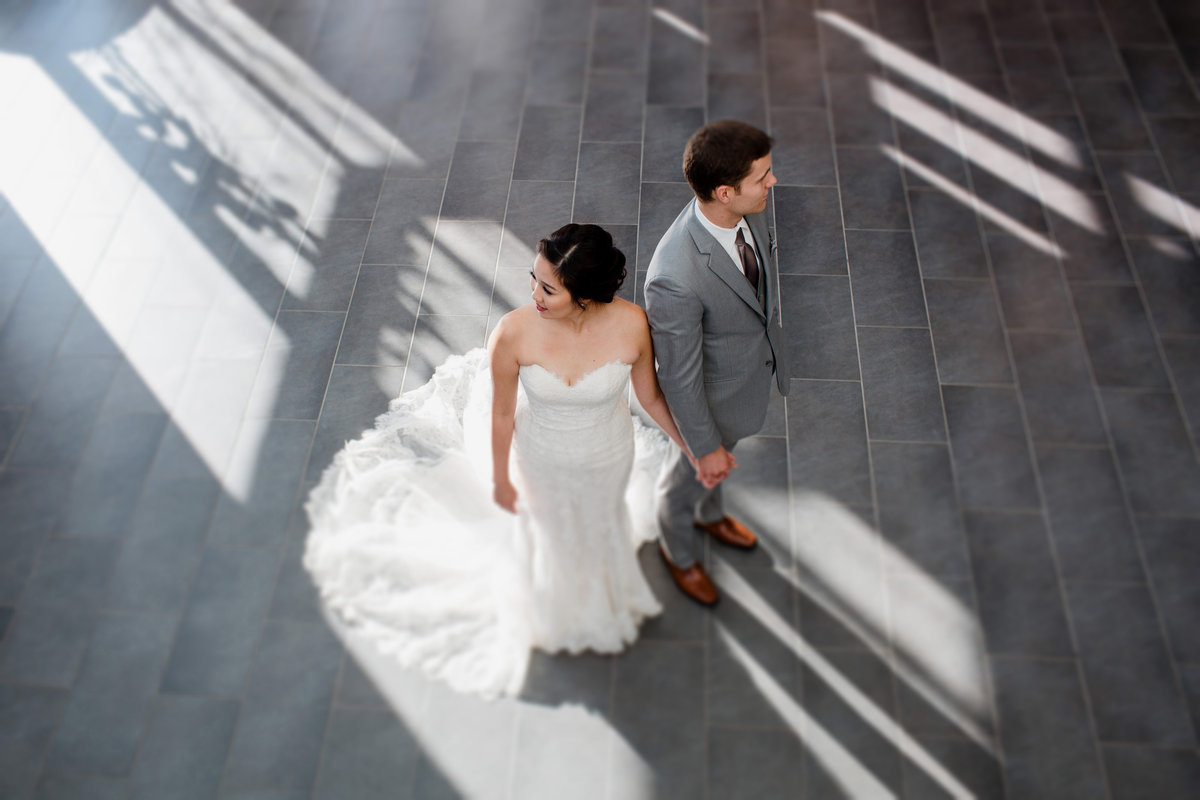 Modern Wedding Photography University of Regina