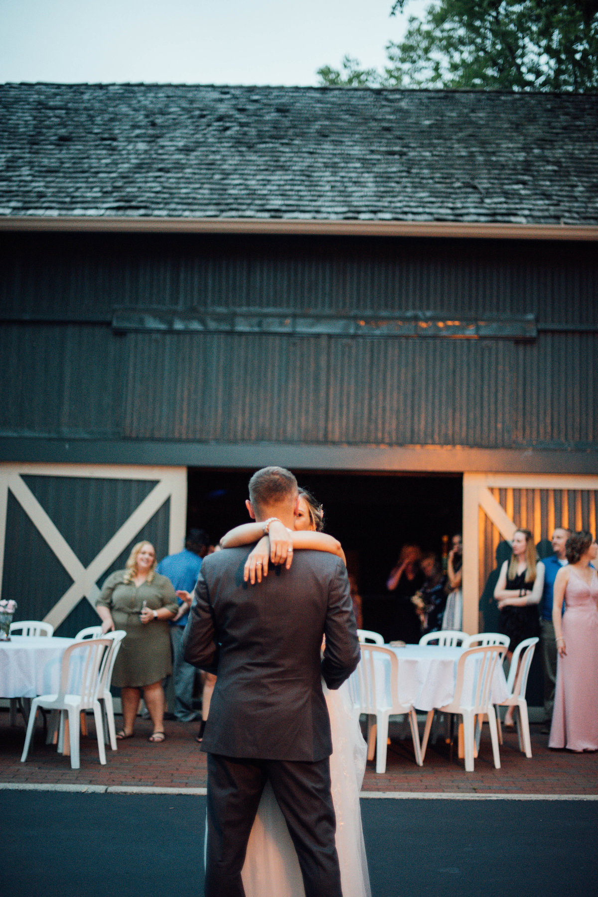 Benham's Grove Wedding Photographer