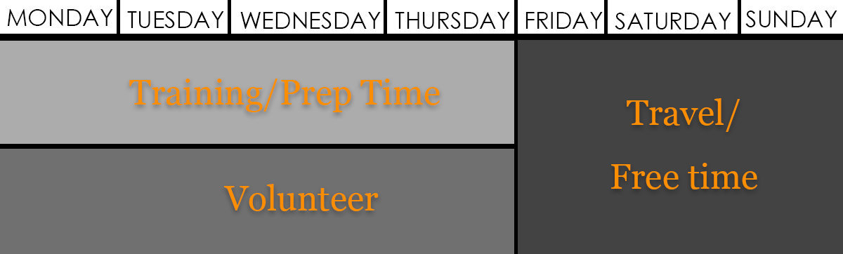 Schedule_Volunteering