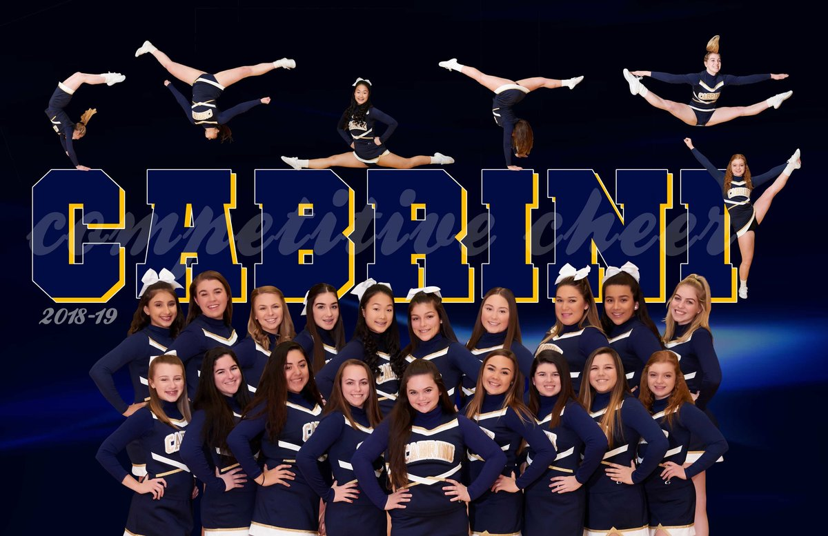 Cabrini Competitive Cheer 2018-19