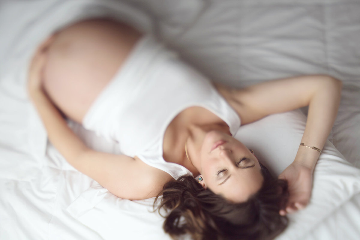 Maternity Newborn Photographer Sarah Hinchey Boston MA