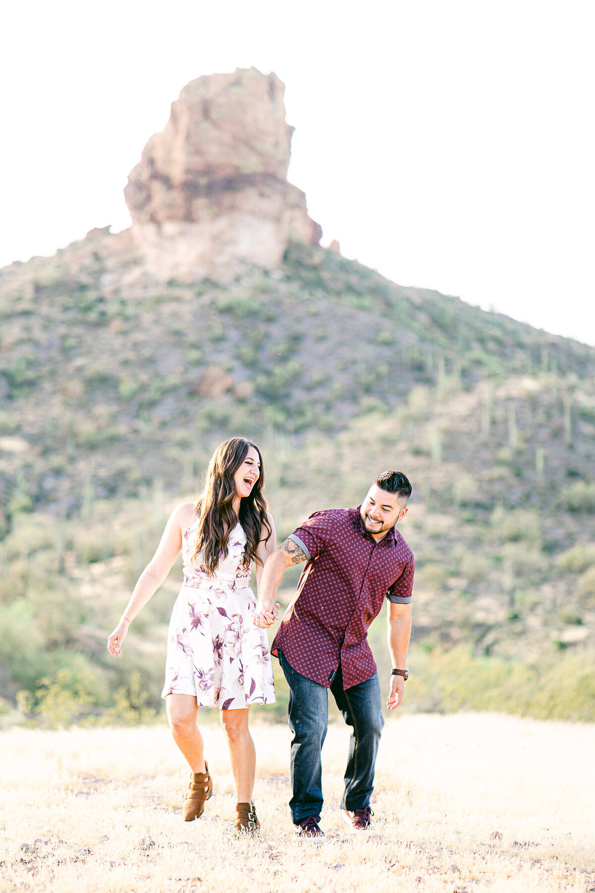 Sedona Photographer - Engagement Session - Atlas Rose Photography AZ01