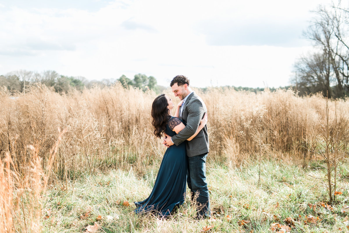natural light wedding photographer in nc photo