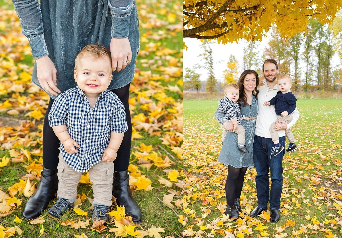 I'm a Chicago Family Portrait Photographer specializing in on  location natural light photography