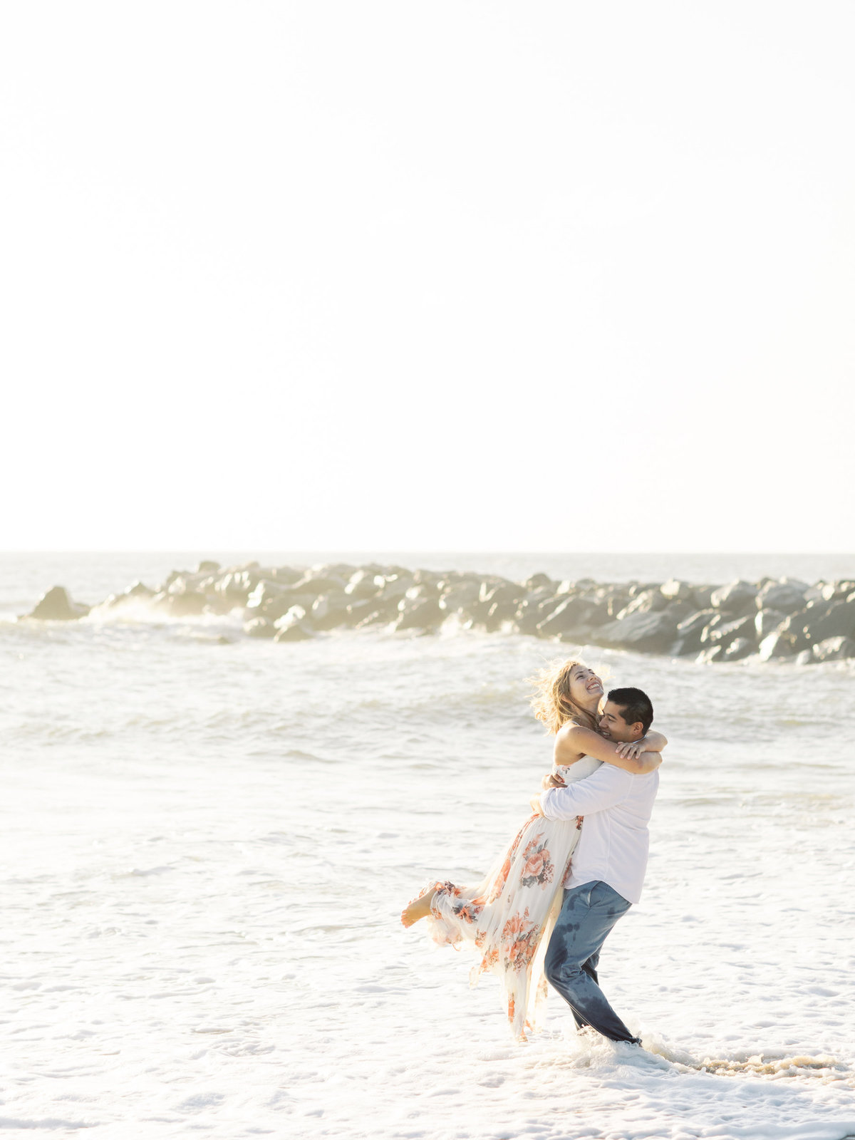 cape henlopen engagement session-9