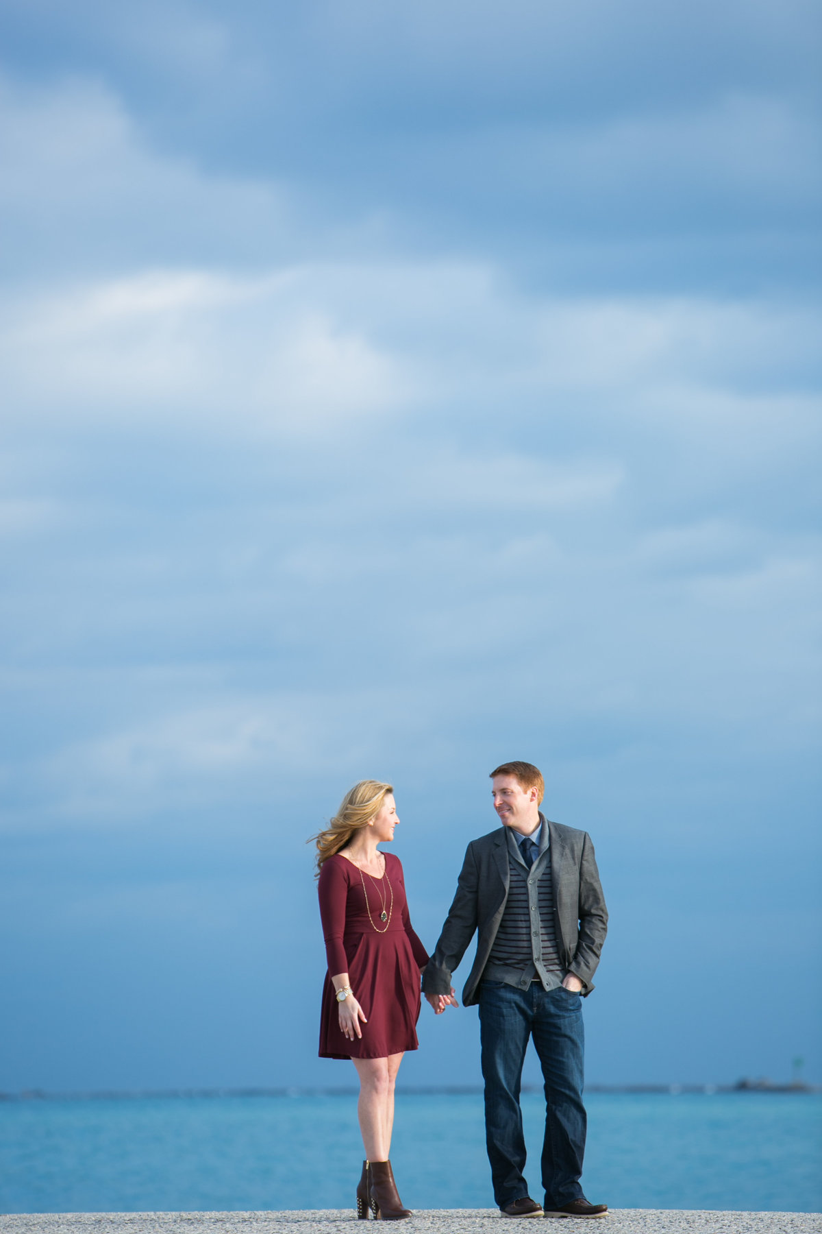 Fall-North-Avenue-Beach-Engagement-27