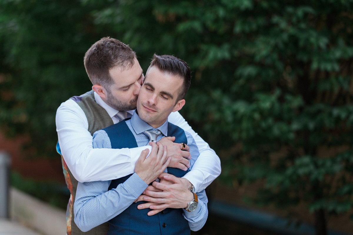 Destination Wedding Photographer Jess Collins Photography Waterloo Wedding Photographer Victoria Park Pavillion Same Sex Male Wedding