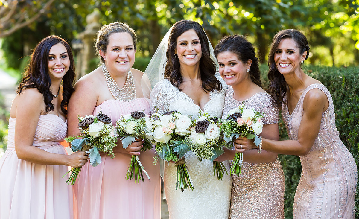 Plano, IL Bridesmaids Wedding