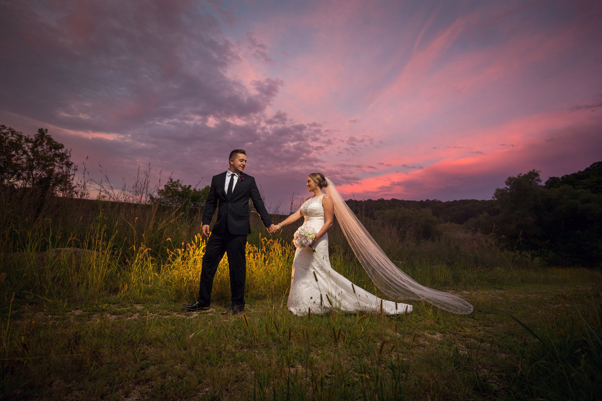 Galena Territory Wedding