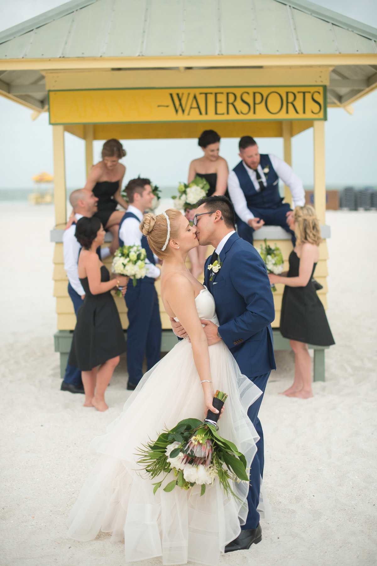 st pete beach wedding photographer