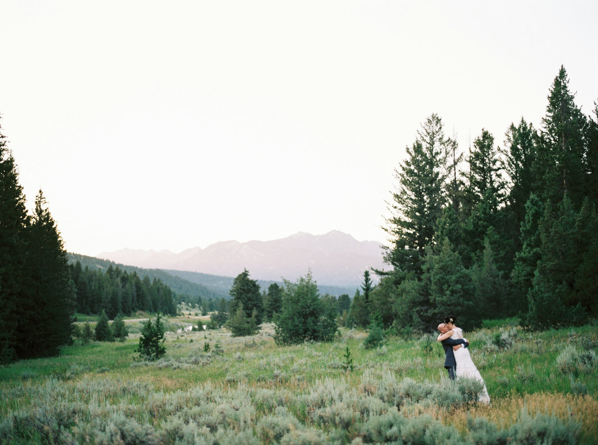 Rainbow Ranch Lodge Wedding by Orange Photographie 1