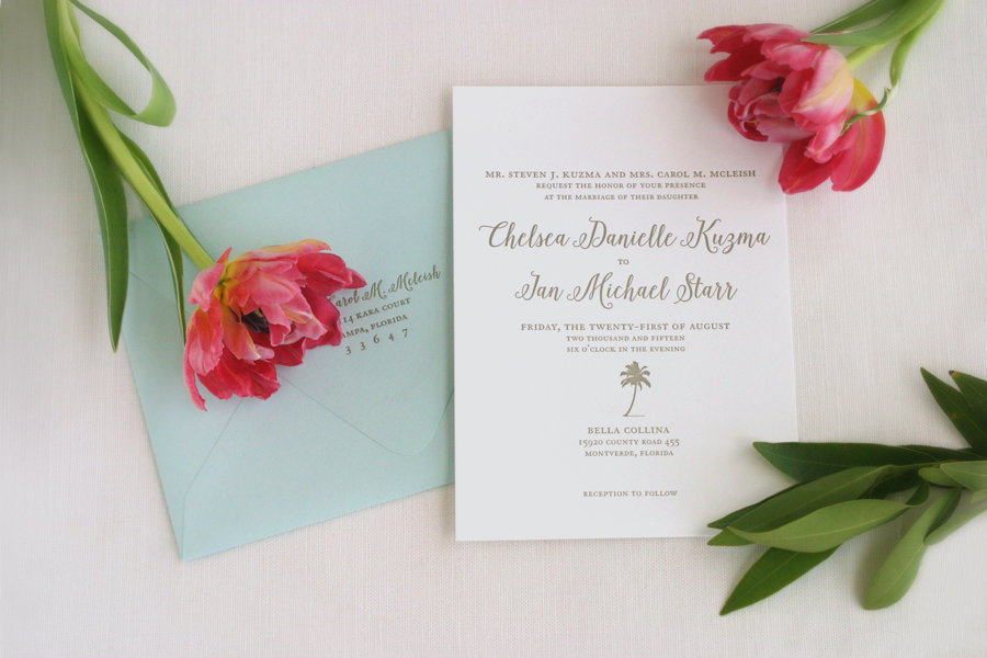 Coastal-letterpress-wedding-inviation