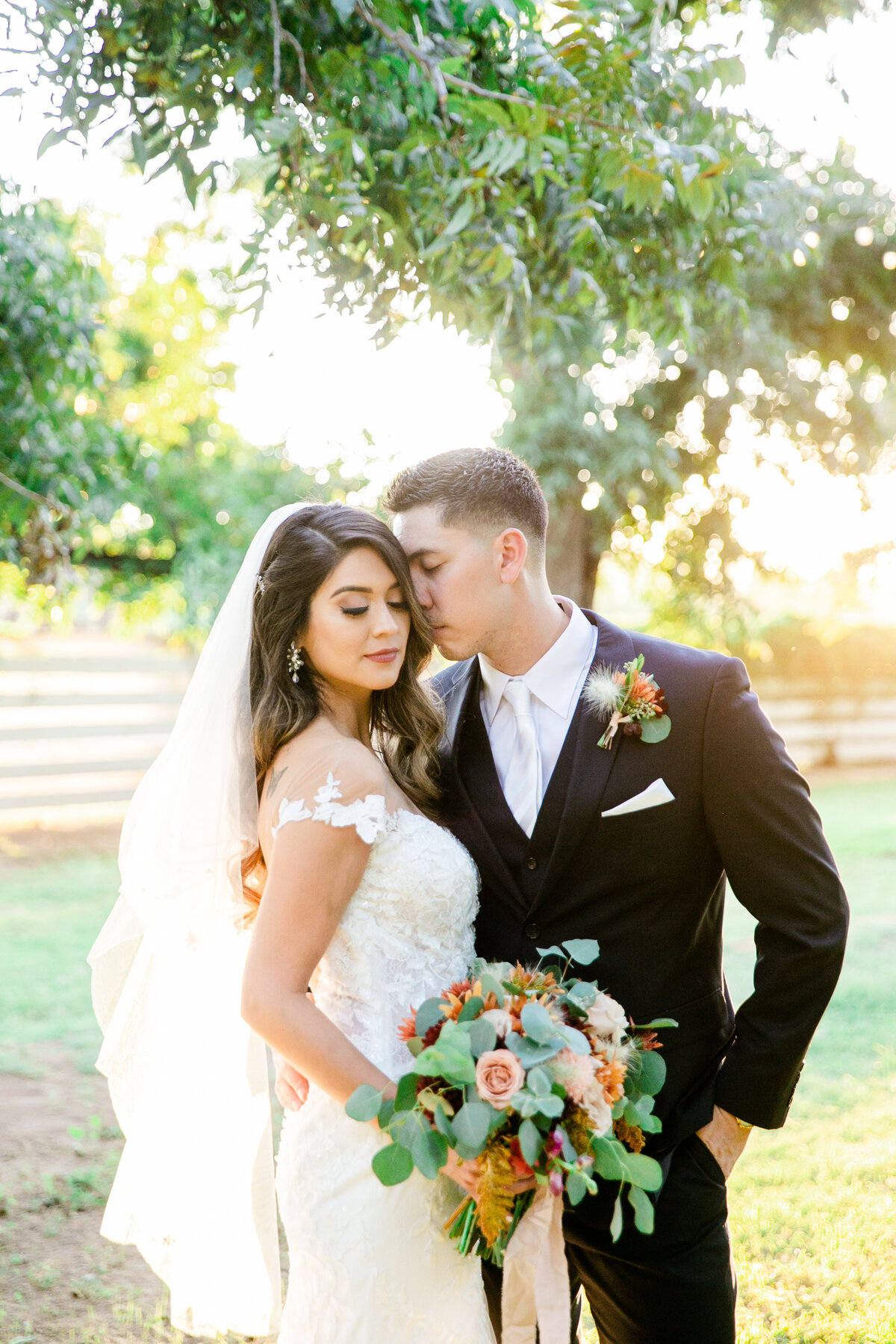 Karlie Colleen Photography - Phoenix Arizona - Farm At South Mountain Venue - Vanessa & Robert-558