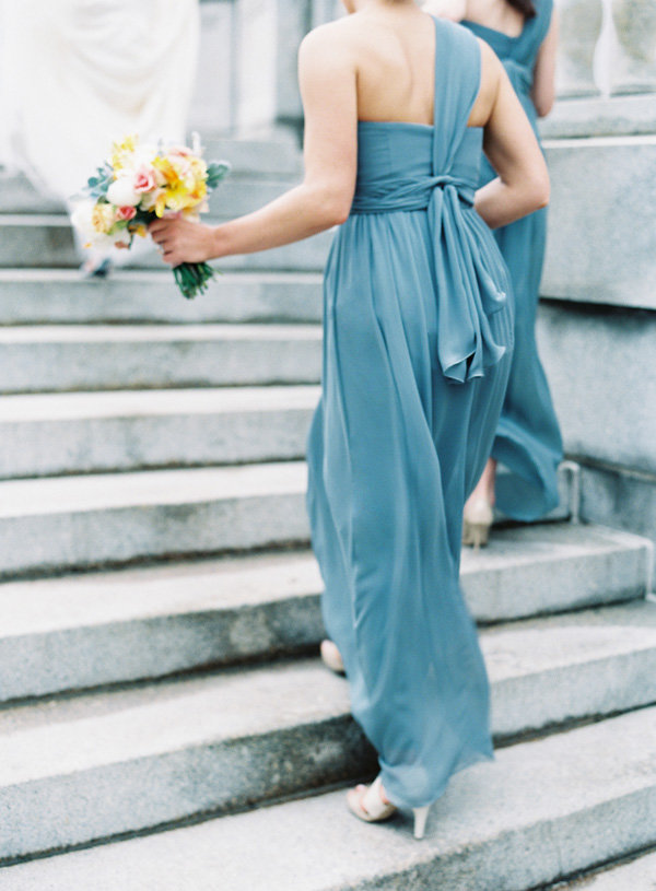 french-blue-bridesmaid-dress